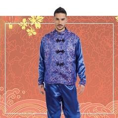 Disfraces de Chino para Hombre