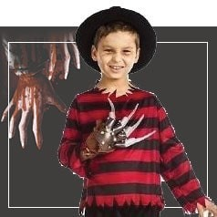 Disfraces de Miedo Infantiles