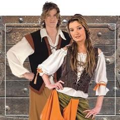 Disfraces de Medieval Adultos