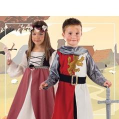 Disfraces de Medieval Infantiles