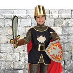 Disfraces de Medieval Niño
