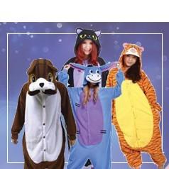 Disfraces Pijama Adultos