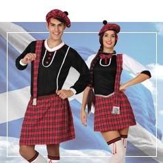 Disfraces de Escocés Adultos