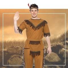 Disfraces de Indio para Hombre