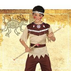 Disfraces de Indio para Niño