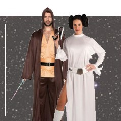 Disfraces de Star Wars Adultos