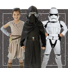 Disfraces de Star Wars Infantiles