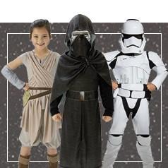 Disfraces de Star Wars Infantiles