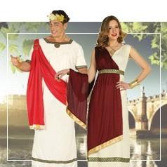 Disfraces de Romana y Romano Adultos