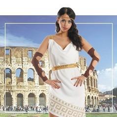 Disfraces de Romana para Mujer
