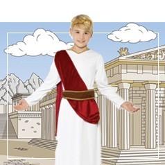 Disfraces de Romano para Niño