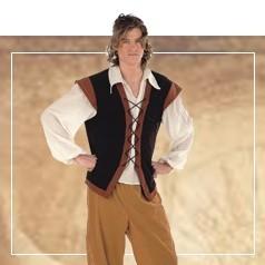 Disfraces Medieval Hombre
