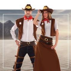 Disfraces de Vaquero Adulto