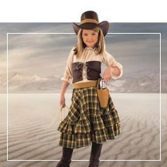 Disfraces de Vaquero Infantiles