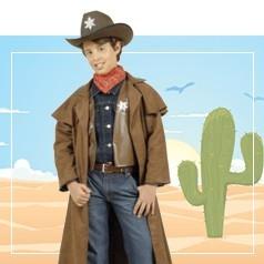 Disfraces de Vaquera Niño