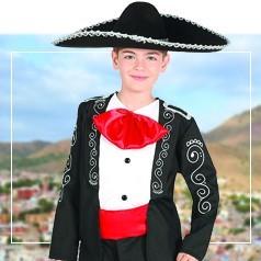 Disfraces Mexicanos Infantiles