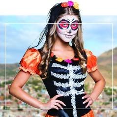 Disfraces Mexicanos para Adultos