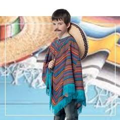 Disfraces Mexicanos Niño