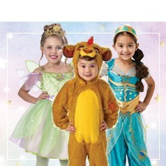 Disfraces Disney Infantiles