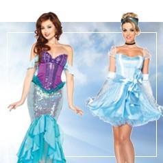 Disfraces Disney Mujer