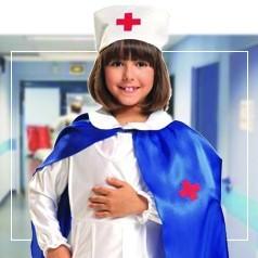 Disfraces de Enfermera Niña