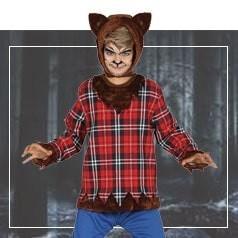 Disfraces de Hombre Lobo Infantiles