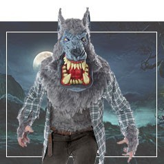 Disfraces de Hombre Lobo Adultos