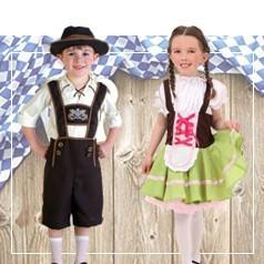 Disfraces de Oktoberfest Infantiles