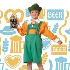 Disfraces de Oktoberfest Niño