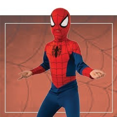 Disfraces de Spiderman Infantiles