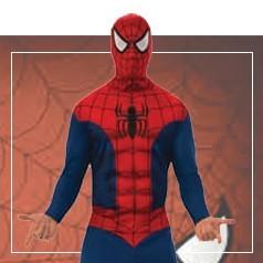 Disfraces de Spiderman Adultos