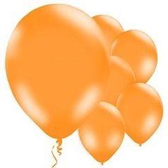 Globos Naranjas