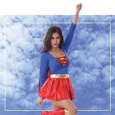 Disfraces de Superwoman Mujer