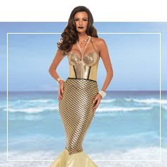 Disfraces de Sirena Mujer