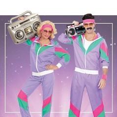 Disfraces Años 80 para Adultos
