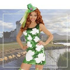 Disfraces Irlandeses