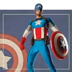 Disfraces de Capitan America para Adultos