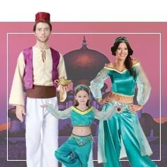 Disfraces de Aladdin