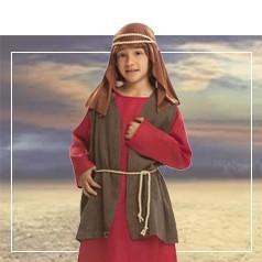 Disfraces de San José Niño