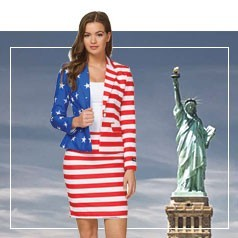 Disfraces de America