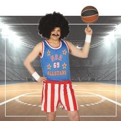 Disfraz de Jugador de Baloncesto