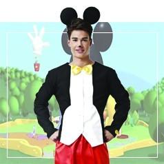 Disfraces de Mickey Mouse Hombre