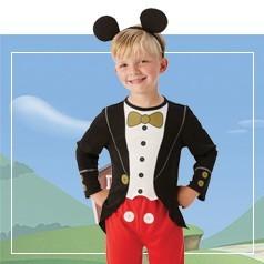 Disfraces de Mickey Mouse Niño
