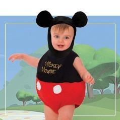 Disfraces de Mickey Mouse Bebé