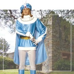 Disfraces de Príncipe Hombre