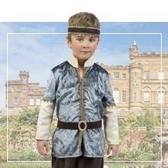 Disfraces de Príncipe Niño