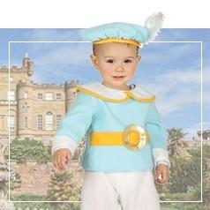 Disfraces de Príncipe Bebé