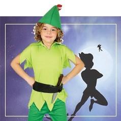 Disfraces de Peter Pan Infantiles