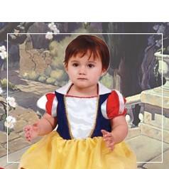 Disfraces de Blancanieves Bebé