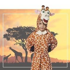 Disfraces de Jirafa Infantiles